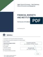 Bond Markets (W4)