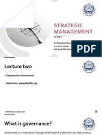 Strategic Management - Lec 2