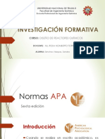 Normas APA Resumen 3