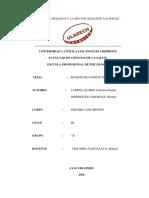 Monografia Manejo de Conflictos Grupales