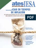 GERENCIA EN TIEMPOS DE INFLACION (IESA)