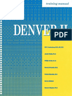 Denver II Training Manual 1 20