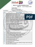PH1 IPS Kelas 8 Bab 5 Pengaruh Mobilitas Sosial