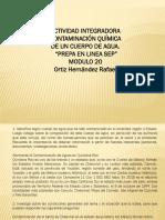 Ortiz Hernandez Rafael M20S1 Contaminacionquimicadelagua