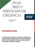 Personas Mayores y Servicios de Urgencia (2016)_PPT