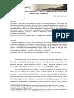 PIRANDELLO E JORGE ANDRADE NA CRÍTICA DA FORMAÇÃO DO TEATRO BRASILEIRO MODERNO