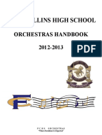 orchestra handbook