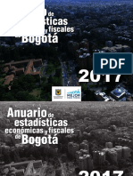 Anuario Bogotá 2017
