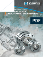 Tilting Pad Journal Bearing Catalog