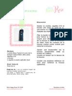 Patron Tricot N9 - Trousse Facile Au Point de Riz