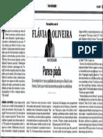 Flávia Oliveira Parece Piada O Globo 17-12-14 P B