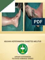 ASKEP Diebetes Melitus (DM)