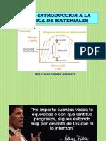Presentacion N° 1 Introduccion a la Mecánica de Materiales ok