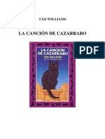 Tad Williams - La Canción de Cazarrabo