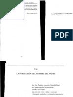 Lacan-Seminario 5- La Logica de La Castracion
