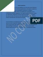edición de documento
