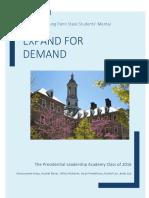 expand demand