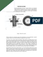 Clutch Notes Mechanical Design