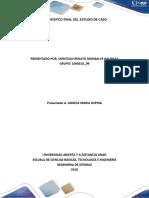 Diagnóstico Final Del Estudio de Caso - Christian Monsalve