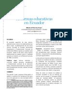 Dialnet ReformasEducativasEnEcuador 6245332 1