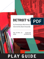 Detroit 67 Play Guide