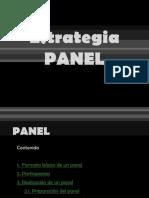 Estrategia Panel
