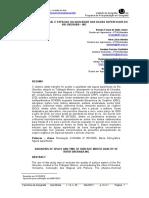 Diagnóstico Temporal e Espacial Da Qualidade Das Águas Superficiais Do