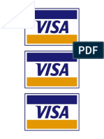 Visa STICKER PARA IMPRIMIR