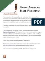 NAF Fingerings