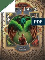 AG0292 Ars Magica - Magi of Hermes