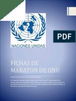 Fichas de Maraton de Onu
