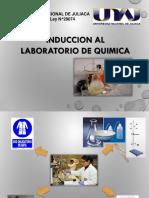 Induccion Laboratorio de Quimica