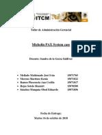 Michelín PAX System Equipo 1