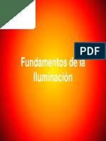 Fundamentos de Iluminación