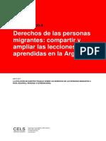 Derechos de Las Personas Migrantes - CELS