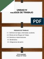 Derecho Riesgo IV
