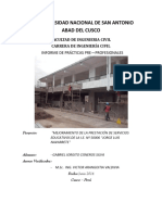 Informe de Practicas Gabriel j. Cisneros Silva