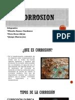Electro Corrosión