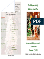 Holiday on Pulaski Schedule 2018