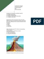 Volcano Unit Asessment