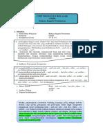 UKBM Sastra Inggris X KD 3.4 - 4.4 Paired Conjunction