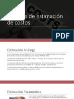 Tecnicas Estimacion Costos(1)