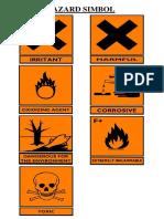 Simbol Hazard