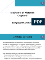 CHAPTER 5 Mechanic of material