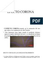 Efecto Corona - Electromecanica