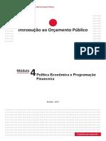 Modulo 4 - Política Econômica e Programação Financeira.pdf