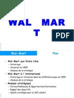 WAL-MART Apresentação