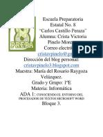 ADA1-Bloque3 -AmbientaciónWord