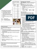 nomenclature study tool - assignment 2