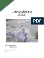 Trabajo clínica